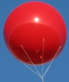helium balloon from USA advertising balloon suppliers