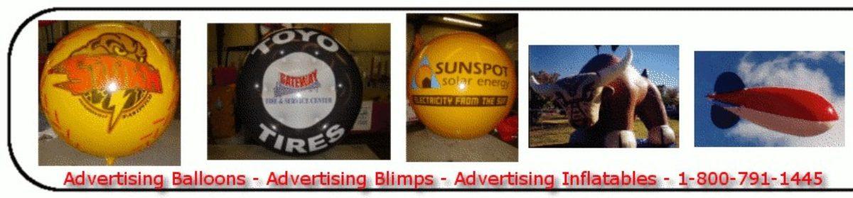 Advertising Balloon Suppliers
